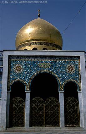 Damaskus Saida Zeinab Moschee