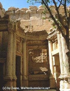 Palmyra Tempel des Baal Shamin